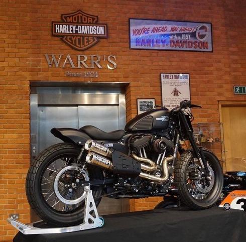 Battle of the Kings UK 2017 – Harley Owners UK